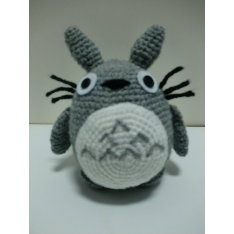 Totoro En Amigurumi : BIBLIOTECA MINAS DAGOR - Comprar TOTORO (AMIGURUMI) online.