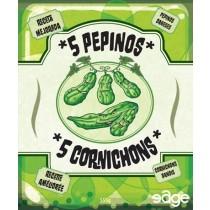 5 PEPINOS
