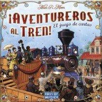 ¡AVENTUREROS AL TREN!: JUEGO DE CARTAS
