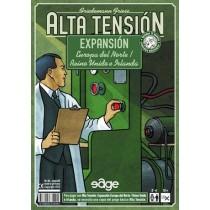 ALTA TENSIÓN: EXPANSIÓN NORTE DE EUROPA – REINO UNIDO E IRLANDA