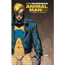 ANIMAL MAN DE GRANT MORRISON. LIBRO 3: DEUS EX MACHINA