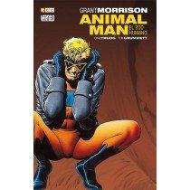 ANIMAL MAN DE GRANT MORRISON. LIBRO 1: EL ZOO HUMANO