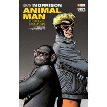 ANIMAL MAN DE GRANT MORRISON. LIBRO 2: EL ORIGEN DE LAS ESPECIES