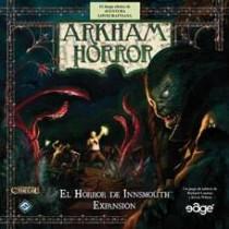 ARKHAM HORROR: EL HORROR DE INNSMOUTH (EXPANSIÓN)