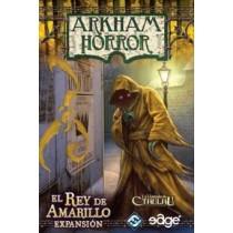 ARKHAM HORROR: EL REY DE AMARILLO (EXPANSIÓN)