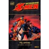 ASTONISHING X-MEN Nº 2: PELIGROSO (MARVEL DELUXE)