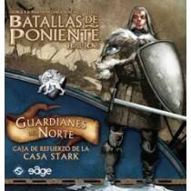 BATALLAS DE PONIENTE: GUARDIANES DEL NORTE (STARK) (EXPANSIÓN)
