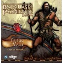 BATALLAS DE PONIENTE: TRIBUS DEL VALLE (EXPANSIÓN)