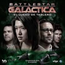 BATTLESTAR GALÁCTICA: EXPANSIÓN ÉXODO