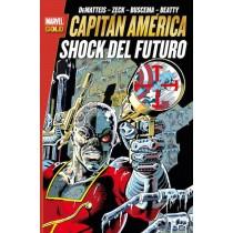 CAPITÁN AMÉRICA: SHOCK DEL FUTURO (MARVEL GOLD)