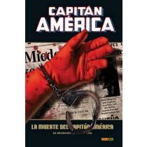 CAPITÁN AMÉRICA Nº 5: LA MUERTE DEL CAPITÁN AMÉRICA (MARVEL DELUXE)