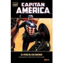 CAPITÁN AMÉRICA Nº 6: EL PESO DE LOS SUEÑOS (MARVEL DELUXE)