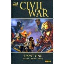 CIVIL WAR: FRONT LINE (MARVEL DELUXE)