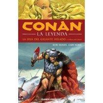 CONAN, LA LEYENDA Nº 1: LA HIJA DEL GIGANTE HELADO Y OTRAS HISTORIAS