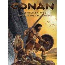 CONAN (PANTALLA DEL DIRECTOR DE JUEGO)
