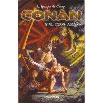 CONAN Y EL DIOS ARAÑA