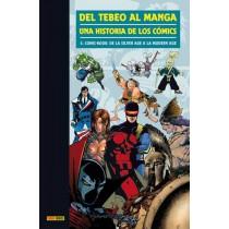 DEL TEBEO AL MANGA Nº 5: DE LA SILVER AGE A LA MODERN AGE