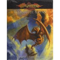DRAGONLANCE: BESTIARIO DE KRYNN