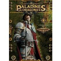 DUNGEON TWISTER: PALADINES & DRAGONES (EXPANSIÓN)