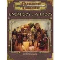 DUNGEONS & DRAGONS: ENEMIGOS Y ALIADOS