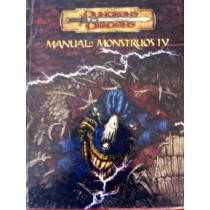 DUNGEONS & DRAGONS: MANUAL DE MONSTRUOS IV