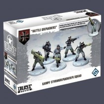 DUST TACTICS: BATTLE GRENADIERS (EXPANSIÓN)
