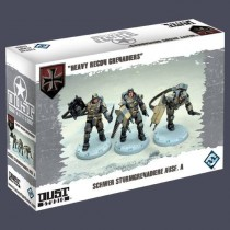 DUST TACTICS: HEAVY RECON GRENADIERS (EXPANSIÓN)
