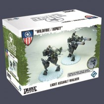 DUST TACTICS: LIGHT ASSAULT WALKER – WILDFIRE, HONEY (EXPANSIÓN)