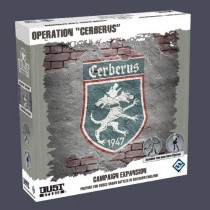 DUST TACTICS: OPERATION CERBERUS (EXPANSIÓN)