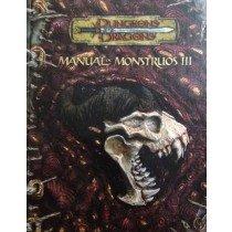 DUNGEONS & DRAGONS: MANUAL DE MONSTRUOS III