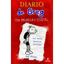 EL DIARIO DE GREG 1: UN PRINGAO TOTAL