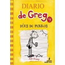 EL DIARIO DE GREG 4: DÍAS DE PERROS