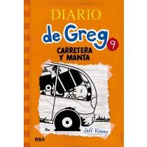 EL DIARIO DE GREG 9: CARRETERA Y MANTA