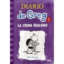 EL DIARIO DE GREG 5: LA CRUDA REALIDAD