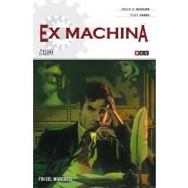 EX MACHINA Nº 10 (DE 10): FIN DEL MANDATO