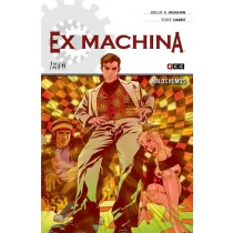 EX MACHINA Nº 5 (DE 10): MALOS HUMOS