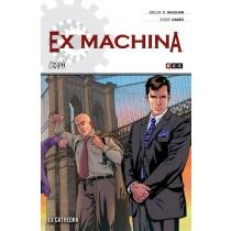 EX MACHINA Nº 7 (DE 10): EX CATHEDRA