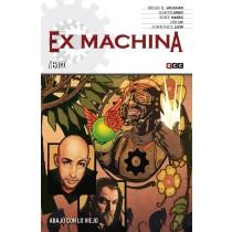 EX MACHINA Nº 9 (DE 10): ABAJO CON LO VIEJO