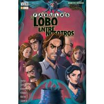 FÁBULAS: EL LOBO ENTRE NOSOTROS VOL. 2