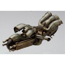 FINAL FANTASY MECHANICAL ARTS KADAJ´S MOTORCYCLE FROM FINAL FANTASY VII ADVENT CHILDREN