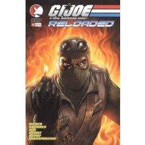 G. I. JOE Nº 4: RELOADED (GRAPA)
