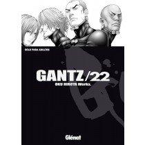 GANTZ Nº 22
