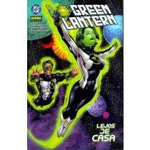GREEN LANTERN: LEJOS DE CASA