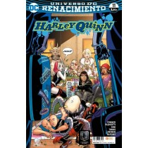 HARLEY QUINN Nº 19 (Nº 10 RENACIMIENTO)