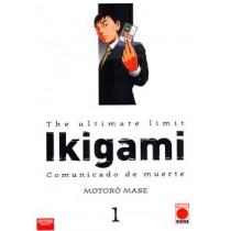 IKIGAMI Nº 1