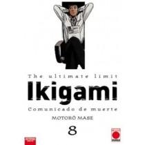 IKIGAMI Nº 8