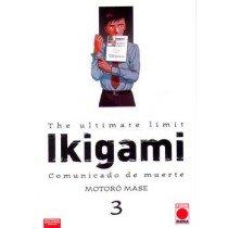 IKIGAMI Nº 3
