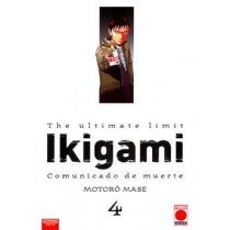 IKIGAMI Nº 4