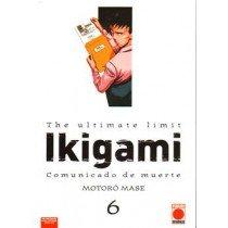 IKIGAMI Nº 6