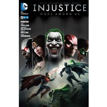 INJUSTICE: GODS AMONG US Nº 1